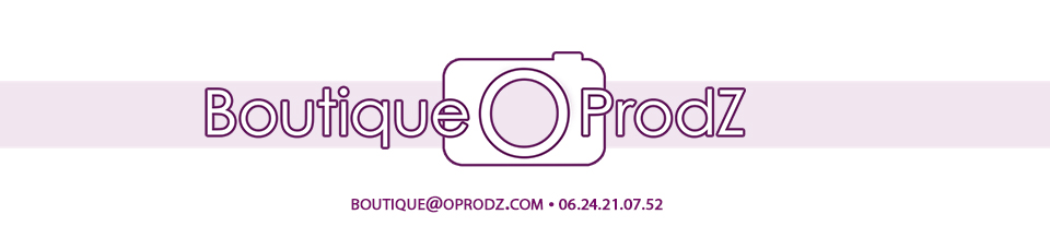 Logo Boutique OProdZ